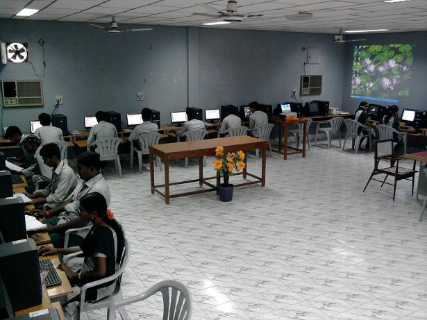 Infrastructure of Computer Dept.